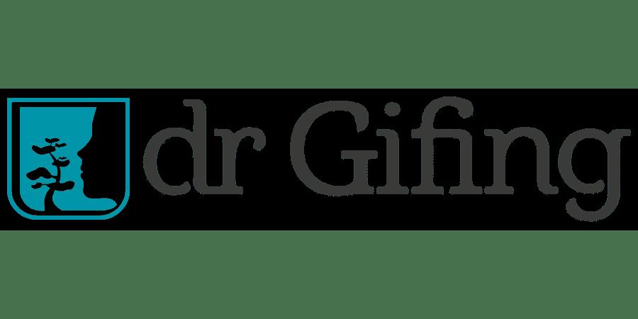 Dr Gifing Logo